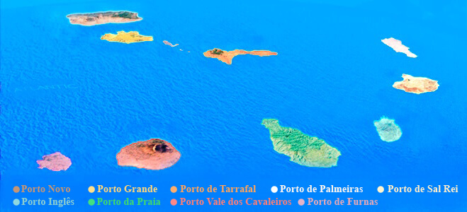 ports-of-cape-verde